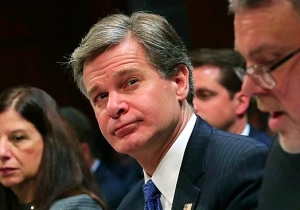 FBI Director Christopher Wray Strenuously Defends The Bureau Against Trump's Claim That It's 'In Tatters'