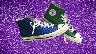 Converse Chuck Taylor x JW Anderson Collab Goes Glam Globally