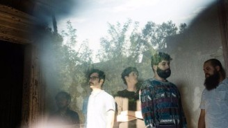 Foxing's Founding Bass Player Wrote A Heartfelt Farewell Letter To The Band And Fans That Saved Him