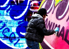 CLAW: This Graffiti Writer Became A Streetwear Icon