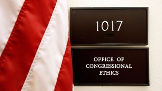 The Head Of The Congressional Ethics Office, Which Oversees Assault Claims, Is Being Sued For Assault