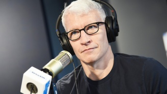 Anderson Cooper's Twitter Account May Have Been Compromised In A Crude Message To Donald Trump