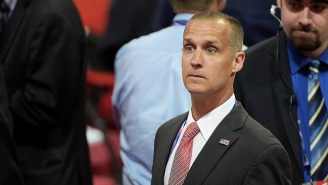 Corey Lewandowski Has Been Accused Of Sexual Harassment By A Pro-Trump Singer