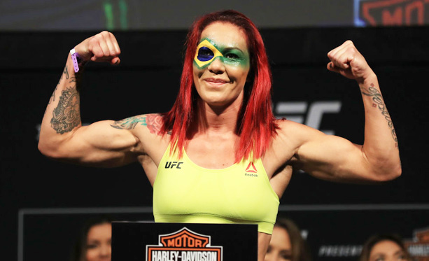 51 Hot Pictures Of Cris Cyborg Which Are Incredibly