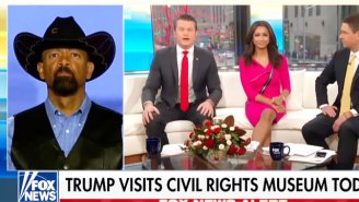 'Fox & Friends' Pounced On David Clarke For Mocking Civil Rights Icon John Lewis As 'Irrelevant'