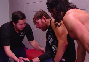 Dean Ambrose's Injury Angle On Raw May Have Been Covering For A Real One