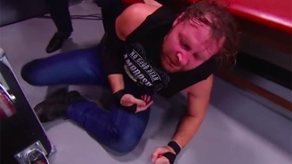 Dean Ambrose Will Need Surgery For His Arm Injury