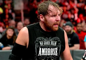 With Dean Ambrose Out, Who Is WWE's Reigning Iron Man?