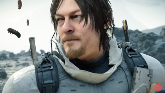 Norman Reedus Confuses Everyone With A Creepy New 'Death Stranding' Trailer