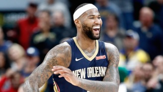 Watch DeMarcus Cousins Give A Perfect One Minute Recap Of 'Titanic'