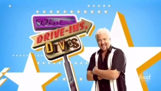 Run The Jewels Syncs Up Perfectly With 'Diners, Drive-Ins And Dives' And Guy Fieri Is So Hip-Hop Now