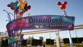Disneyland Guests Are Stranded On Rides Due To A Power Outage Affecting The Park