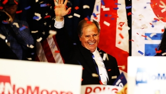 How Black Voters Lifted Doug Jones Over Roy Moore