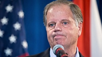 Doug Jones Tells Former Alabama Senate Race Opponent Roy Moore 'It's Time To Move On'