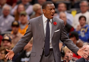 Dwane Casey Got In A Heated NSFW Exchange With Mike Budenholzer