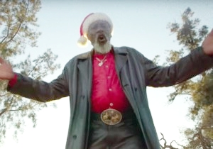 Premiere: Robert Finley Is A Soulful Santa In The Dan Auerbach-Produced 'Merry Christmas I Love You'