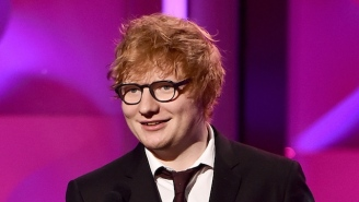 Ed Sheeran Dethrones Drake As The Most Streamed Artist On Spotify In 2017