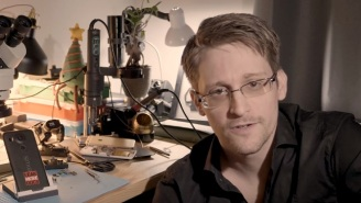 Edward Snowden Helped Build An App That Will Alert You Whenever Your Laptop Has Been Tampered With