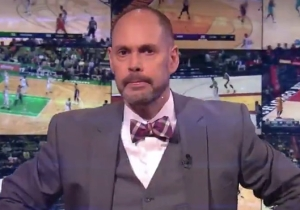 Ernie Johnson And 'The Starters' Showed How Disastrous An NBA RedZone Channel Would Be