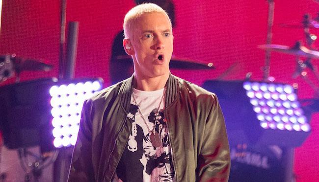 Eminem's 'Revival' Is No  1 On Billboard's 200 Albums Chart
