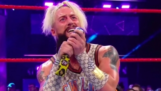 Enzo Amore Revealed That His Real Life Signature Looks Like A Dick