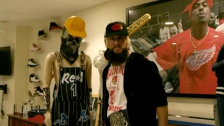 Enzo Amore Invited His Weird 205 Live Friends Into His Weird House
