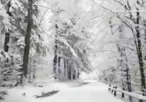 A Snow Emergency Has Been Declared In Erie, PA, After A Christmas Storm Shatters Several Weather Records