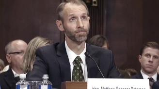 Watch This Trump Judicial Nominee Fail To Answer The Most Basic Questions About Law