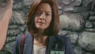 Jodie Foster Reprises Clarice Starling To Join The Russia Investigation On 'The Late Show'
