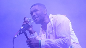 Frank Ocean Has Some Strong Feelings About 'Call Me By Your Name'
