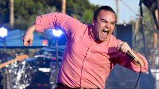 Future Islands Capture The Unbridled Passion Of Their Concerts In Their 'Beauty Of The Road' Video