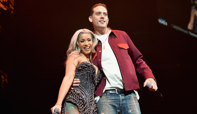 How G-Eazy And Cardi B Hitting The 'Billboard' Top 10 Shakes
