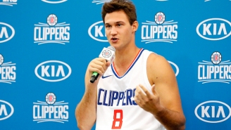 Danilo Gallinari Is The Latest Injured Clipper After Suffering A Partially Torn Glute