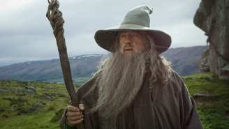Sir Ian McKellen Points Out He's Not Too Old To Play Gandalf In Amazon's 'Lord Of The Rings' Series