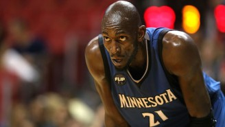 Kevin Garnett Wants To Be Part Of A Group That Buys The Timberwolves From Glen Taylor