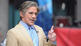 Geraldo Rivera Is Getting Roasted For His Warning To Those Who Want To Impeach Trump
