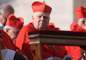 Ex-Archbishop Bernard Law, Symbol Of The Catholic Church's Pedophilia Scandal, Will Receive A Full Vatican Funeral