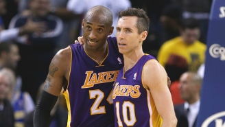 Steve Nash Shared His Best Moment As A Laker, And It Has Very Little To Do With Basketball