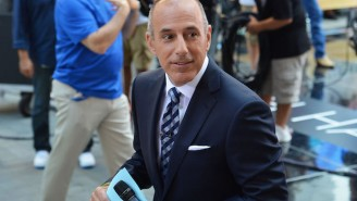 NBC Is Reportedly Demolishing Matt Lauer's Office And All Signs Of The Former 'Today' Co-Host