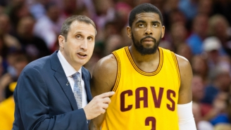 David Blatt Claims Kyrie Irving Was Unhappy For Years And Thought His Trade Request Was 'Brave'
