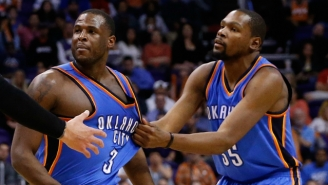Kevin Durant Claims He Owns A Mansion On 'Waiters Island'