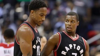 Kyle Lowry And DeMar DeRozan Desperately Want The Raptors To Play On Christmas