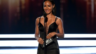 Jada Pinkett Smith Calls Out The Golden Globes: They 'Wouldn't Even Watch' 'Girls Trip'