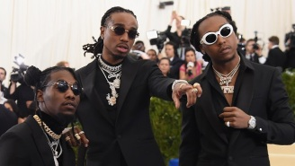 Migos Feed Us A 'Culture II' Appetizer With Their Energetic 'Stir Fry' Single