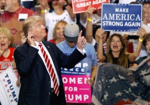 Donald Trump's 2018 Plans Involve A Lot Of Campaigning, Rallies And Midterm Election Visibility