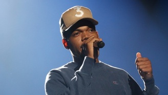 Chance The Rapper And Jeremih Do Some Holiday Flirting On Their New Track, 'Ms. Parker'
