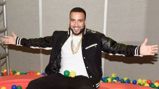 French Montana Tried Surfing For The First Time, And It Went Terribly