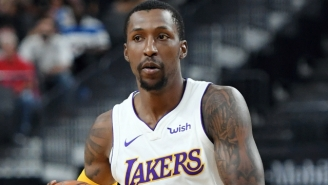 Lakers Guard Kentavious Caldwell-Pope Can't Leave The State Of California For The Next 25 Days