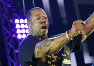 Watch Busta Rhymes Remix 'Mans Not Hot' With His Own Pitch-Perfect Rendition At A London Club