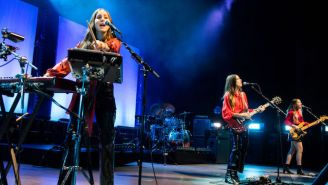 Haim Ring In Hanukkah With A Holiday Anthem To Rival Adam Sandler